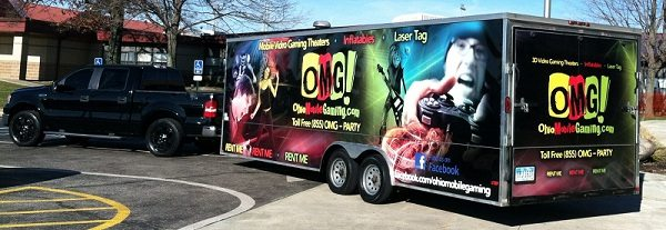 video game party truck akron fairlawn canton oh