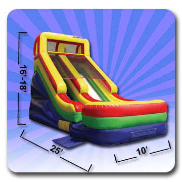 inflatable slide rentals , Akron OH