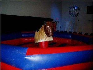mechanical bull rental akron cleveland ohio