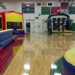 inflatable carnival games, obstacle course, bouncers
