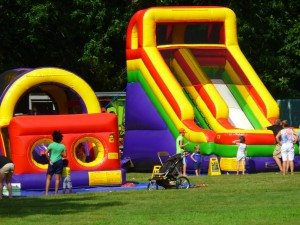 canton bounce houses