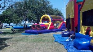 inflatable rentals - mentor yacht club, lake county ohio
