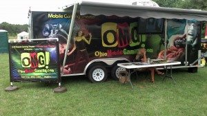 3D Video Game Truck - Ohio Party Ideas - Mentor, Painesville
