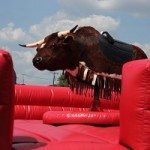Medina OH Mechanical Bull Rental Event