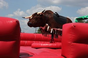 Medina OH Mechanical Bull Rental Event