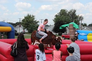 Mechanical Rodeo Bull Rentals