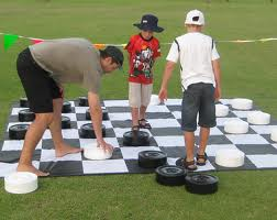 giant checkers rental akron