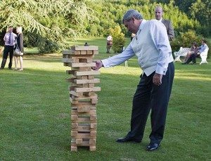 jenga, giant game rentals, backyard games, twinsburg, hudson, stow ohio